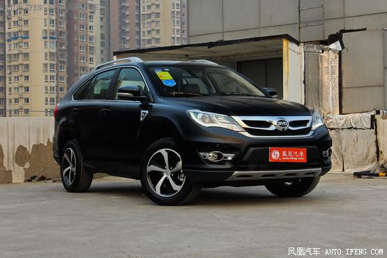 比亚迪S7优惠高达0.4万元 济南现车销售