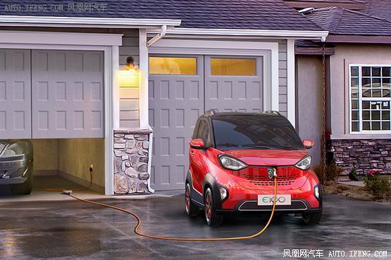 寶駿E100正式全國上市 補貼后售價4.98-5.98萬元