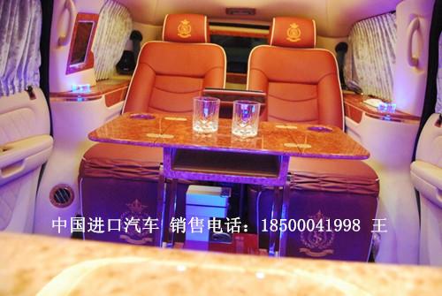 2014款凯迪拉克加长版 商务越野车总汇高清图片
